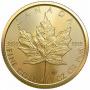 Maple Leaf 1 OZ Gold, Au 99,99%, Kanada, 2021